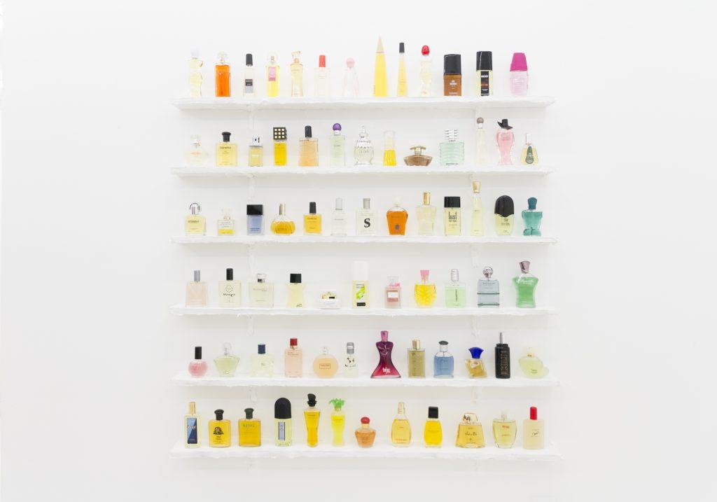 Parfums de pauvres, Fabienne Audéoud, 2016.