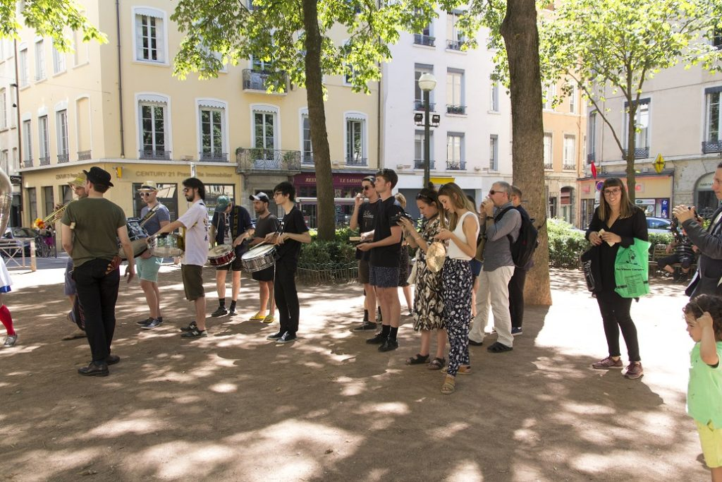 The Heralds, ou soixante-dix variations sur un cri de rue de Lyon – salle 2