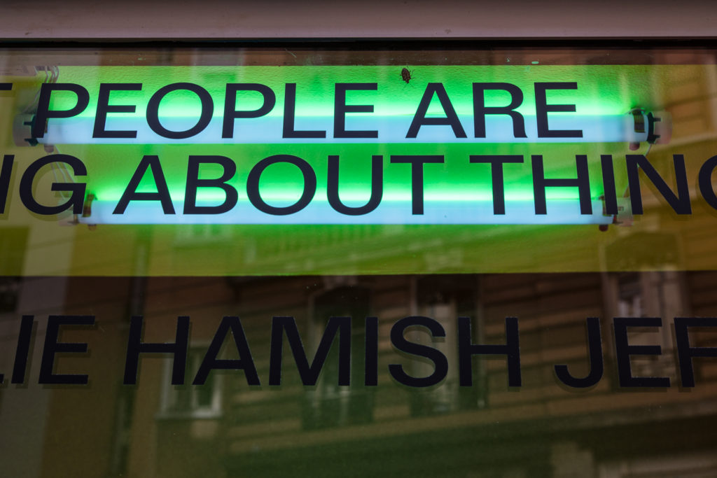 CHARLIE HAMISH JEFFERY, Most people are wrong about things