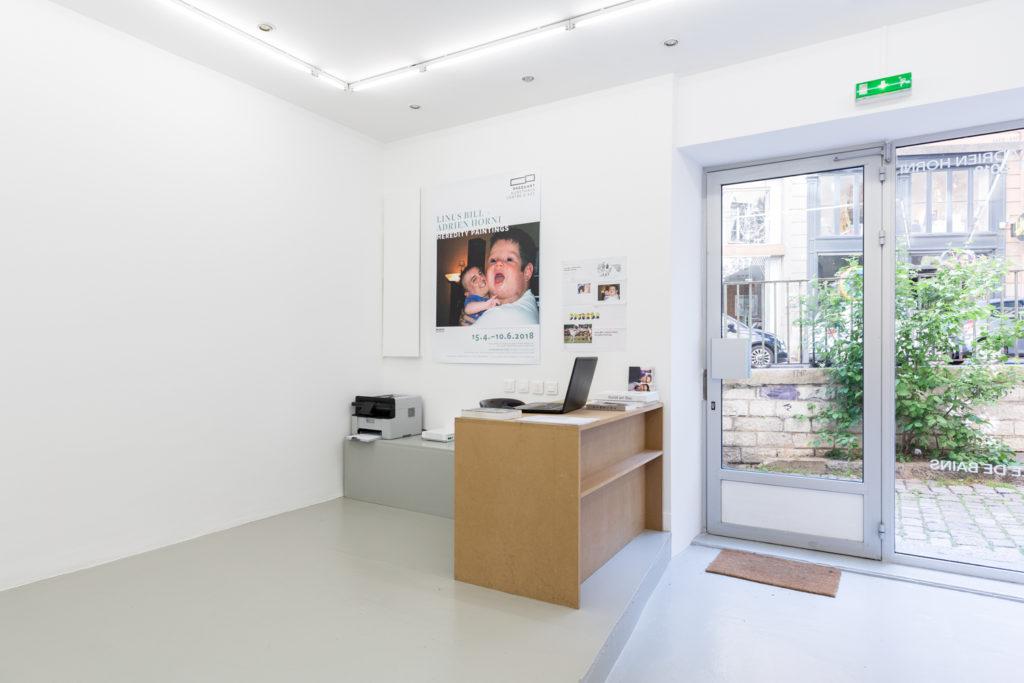 Linus Bill + Adrien Horni, La Salle de bains, 2018